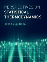 Omslag - Perspectives on Statistical Thermodynamics