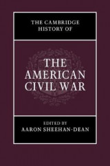 Omslag - The Cambridge History of the American Civil War