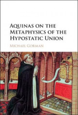 Omslag - Aquinas on the Metaphysics of the Hypostatic Union