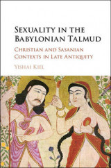 Omslag - Sexuality in the Babylonian Talmud