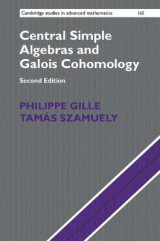 Omslag - Central Simple Algebras and Galois Cohomology
