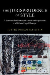 Omslag - The Jurisprudence of Style