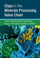 Omslag - Clays in the Minerals Processing Value Chain