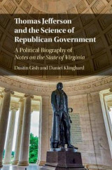 Omslag - Thomas Jefferson and the Science of Republican Government