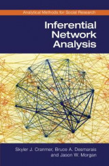 Omslag - Inferential Network Analysis