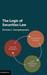 Omslag - The Logic of Securities Law