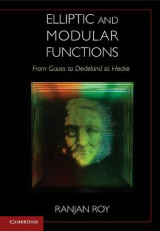 Omslag - Elliptic and Modular Functions from Gauss to Dedekind to Hecke