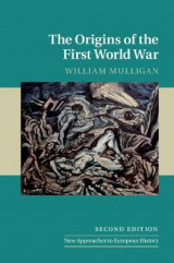 Omslag - The Origins of the First World War