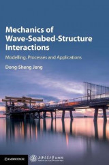 Omslag - Mechanics of Wave-Seabed-Structure Interactions