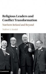 Omslag - Religious Leaders and Conflict Transformation