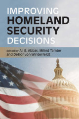 Omslag - Improving Homeland Security Decisions