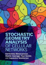 Omslag - Stochastic Geometry Analysis of Cellular Networks