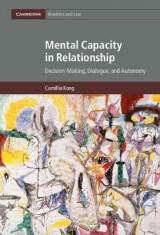 Omslag - Mental Capacity in Relationship