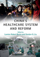 Omslag - China's Healthcare System and Reform