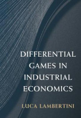 Omslag - Differential Games in Industrial Economics