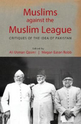 Omslag - Muslims against the Muslim League