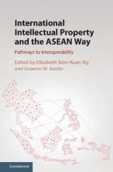 Omslag - International Intellectual Property and the ASEAN Way