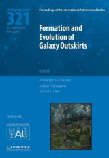 Omslag - Formation and Evolution of Galaxy Outskirts (IAU S321)