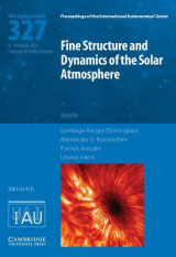 Omslag - Fine Structure and Dynamics of the Solar Photosphere (IAU S327)
