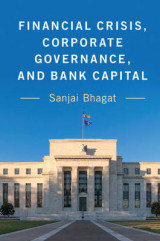 Omslag - Financial Crisis, Corporate Governance, and Bank Capital
