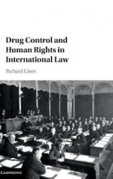 Omslag - Drug Control and Human Rights in International Law