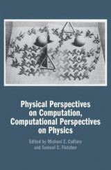 Omslag - Physical Perspectives on Computation, Computational Perspectives on Physics