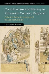 Omslag - Conciliarism and Heresy in Fifteenth-Century England