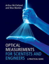Omslag - Optical Measurements for Scientists and Engineers