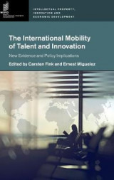 Omslag - The International Mobility of Talent and Innovation