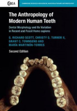 Omslag - The Anthropology of Modern Human Teeth