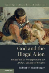 Omslag - God and the Illegal Alien