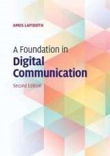 Omslag - A Foundation in Digital Communication