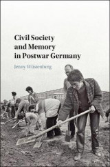 Omslag - Civil Society and Memory in Postwar Germany