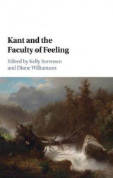 Omslag - Kant and the Faculty of Feeling