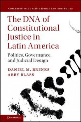 Omslag - The DNA of Constitutional Justice in Latin America
