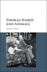 Omslag - Thomas Hardy and Animals