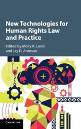 Omslag - New Technologies for Human Rights Law and Practice