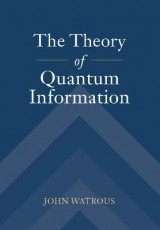 Omslag - The Theory of Quantum Information