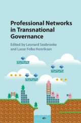 Omslag - Professional Networks in Transnational Governance