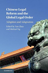 Omslag - Chinese Legal Reform and the Global Legal Order