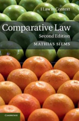 Omslag - Comparative Law