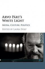 Omslag - Arvo Part's White Light