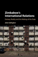 Omslag - Zimbabwe's International Relations
