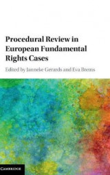 Omslag - Procedural Review in European Fundamental Rights Cases