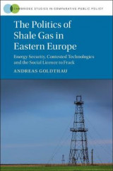 Omslag - The Politics of Shale Gas in Eastern Europe