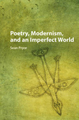 Omslag - Poetry, Modernism, and an Imperfect World