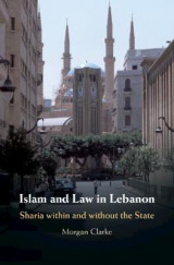 Omslag - Islam and Law in Lebanon