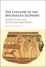 Omslag - The Collapse of the Mycenaean Economy