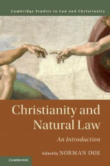 Omslag - Christianity and Natural Law