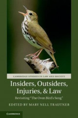 Omslag - Insiders, Outsiders, Injuries, and Law